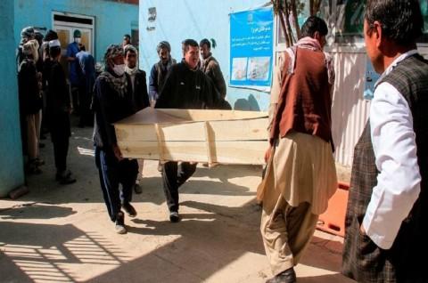 Serangan di Pusat Pendidikan Kabul Tewaskan 18 Orang