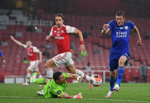 Jadwal Sepak Bola Malam Ini: Leicester Tantang Arsenal, Juve Jamu Verona