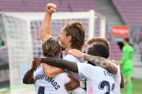 Barcelona Vs Real Madrid: Los Blancos Tekuk Barca 3-1