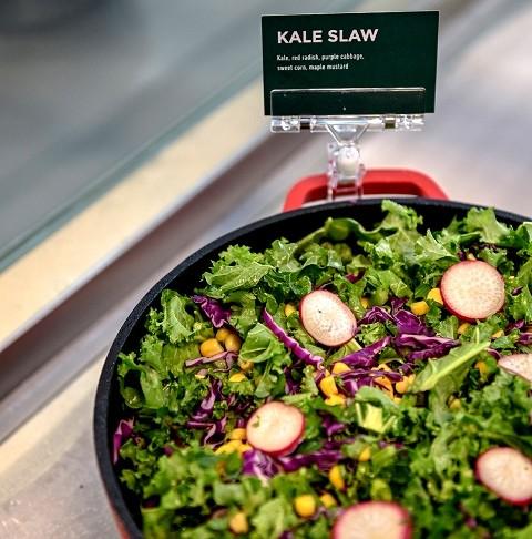 Restoran lifestyle dining dan salad bar berkonsep unik yang menawarkan pengalaman bersantap berbeda. (Foto: Dok. KFC Indonesia)