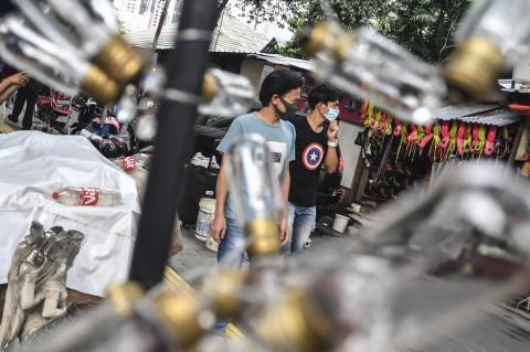 PSBB Transisi DKI Jakarta Kembali Diperpanjang hingga 8 November