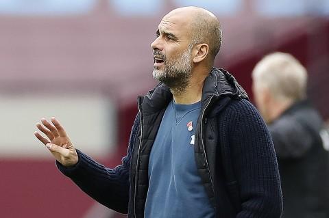 Penjelasan Guardiola atas Awal Musim Buruk Manchester City
