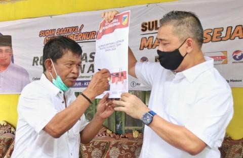 Ahmad Ali Ingatkan Paslon Pilkada Sulteng Kedepankan Adu Gagasan