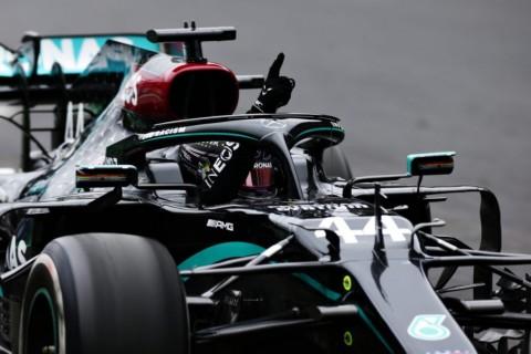 F1GP Portugal: Hamilton Cetak Sejarah