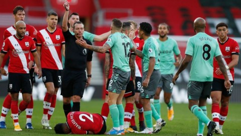 Southampton vs Everton: The Saints Berikan Kekalahan Perdana The Toffees