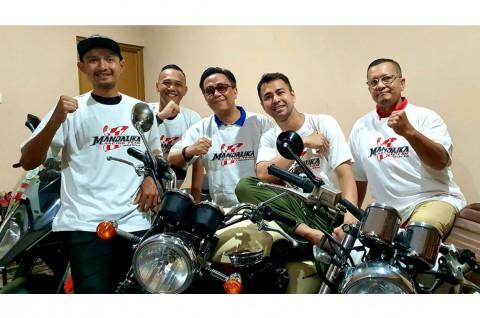 Raffi Ahmad Bergabung ke Mandalika Racing Team