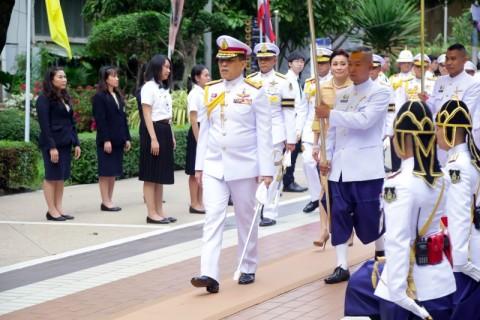 Pedemo Thailand Ajukan Petisi ke Jerman untuk Selidiki Raja