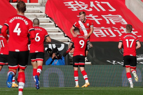 Southampton vs Everton: Saints Hentikan Rentetan Kemenangan The Toffees