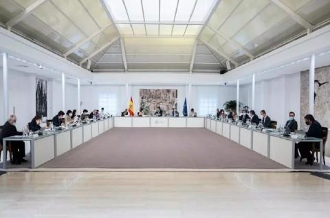 Spanyol Terapkan Jam Malam Nasional untuk Redam Covid-19