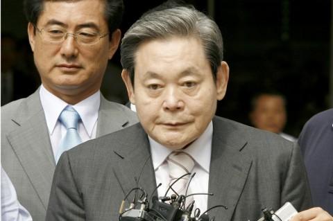 Lee Kun-hee, Bos Samsung dan Orang Terkaya di Korsel Meninggal Dunia