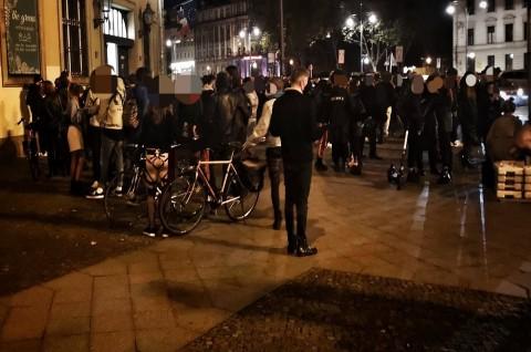 Polisi Berlin Bubarkan Pesta 600 Orang Terkait Covid-19