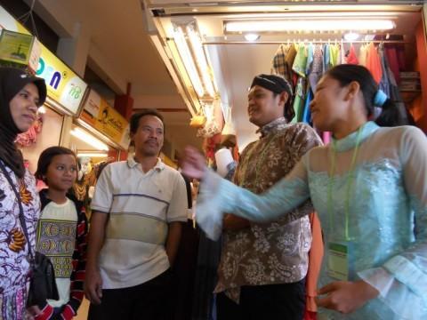 Pasar Beringharjo Terapkan Prokes Ketat Jelang Libur Panjang