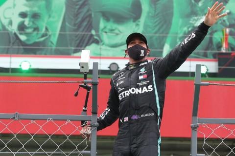 13 Fakta Menarik di Balik Rekor 92 Kemenangan Lewis Hamilton
