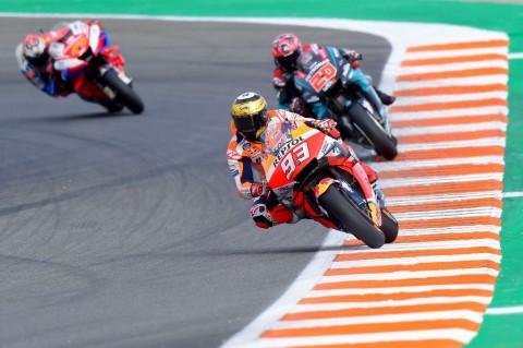 Spanyol Tetapkan Pembatasan, MotoGP Valencia Jalan Terus