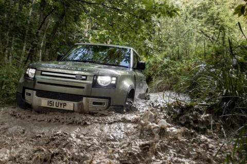 Jaguar Land Rover Coba Ciptakan Material Seperti Milik Pesawat