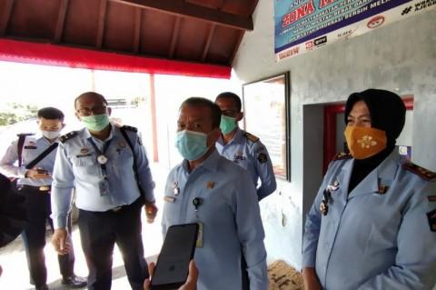 91 Warga Binaan Lapas Kerobokan Positif Korona