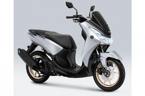 Yamaha Lexi Kini Punya Warna Baru