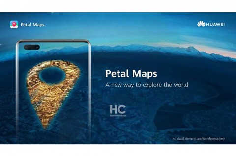 Huawei Rilis Aplikasi Pengganti Layanan Google