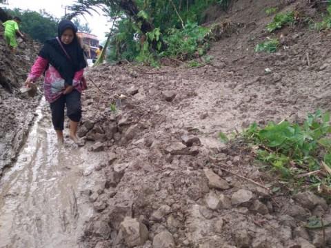 Wilayah Selatan Cianjur Kembali Diterjang Bencana Hidrometeorologi