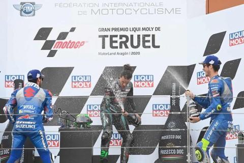 Klasemen Pembalap Usai MotoGP Teruel