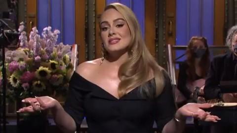 Adele Buat Lelucon Penurunan Berat Badannya di Acara SNL