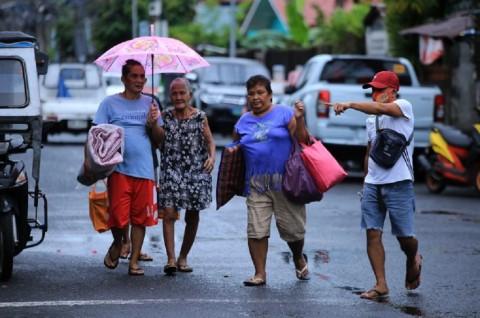 Banjir akibat Topan Molave Rendam Sejumlah Desa di Filipina