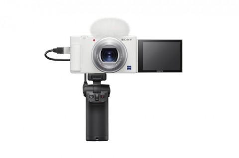 Sony ZV-1 Tersedia dalam Warna Putih