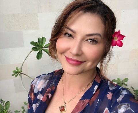 Tamara Bleszynski Geram Dituduh Tak Percaya Covid-19