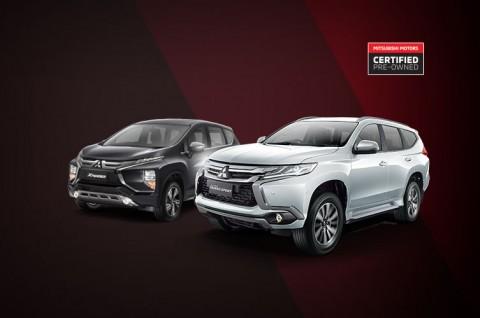 Pilih Mobil Bekas Mitsubishi yang 'Bersertifikat'