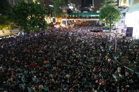 Oposisi di Parlemen Serukan PM Thailand Mundur
