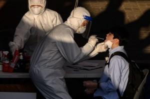 4,75 Juta Warga di Xinjiang Tes Massal Covid-19