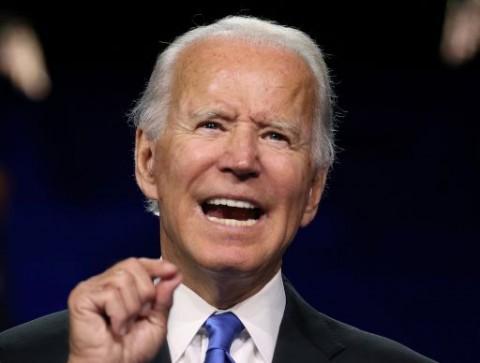 Joe Biden Rajai Hasil Poling Pilpres AS