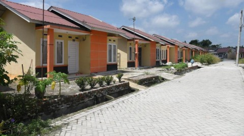 Pemerintah Perkuat Pendataan Program Sejuta Rumah di Daerah