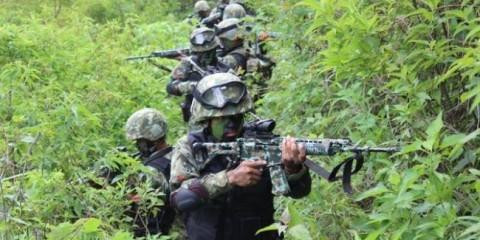 Tim Gabungan TNI-Polri di Sugapa Tewaskan Satu KKSB