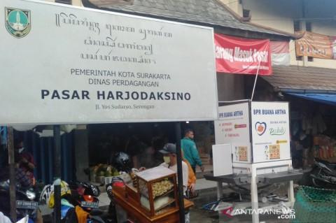 Penutupan Pasar Harjodaksino Diperpanjang