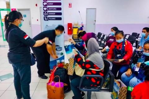 Lakukan Pelanggaran Imigrasi, 503 WNI Dipulangkan dari Malaysia