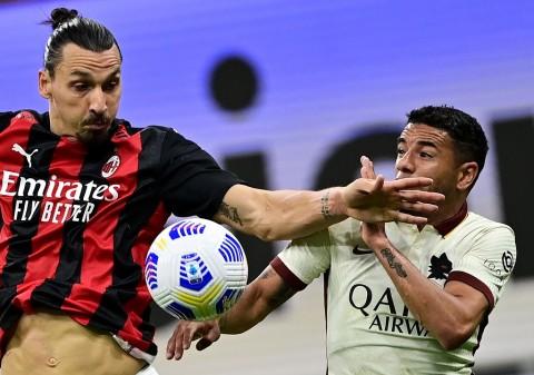 AC Milan vs AS Roma: Tim Tamu Hentikan Tren Kemenangan Rossoneri