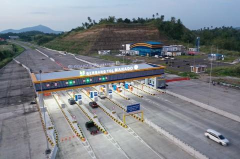 Akhir Bulan Ini Tarif Jalan Tol Manado Mulai Berlaku