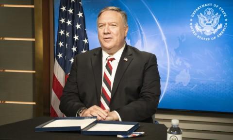 Pompeo, Jaishankar Agree to Further Strengthen US-India Partnership
