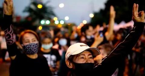 PM Thailand: Protes Ilegasl Harus Dikendalikan