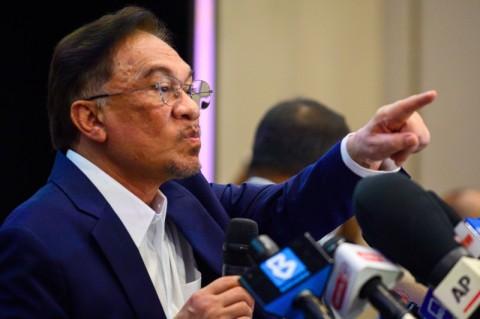 UMNO Tolak Dukung Anwar Ibrahim Bentuk Pemerintahan Baru Malaysia