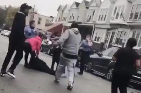 Polisi Tembak Mati Pria Kulit Hitam di Philadelphia