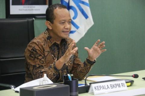 Bahlil Ajak Investor Singapura Tanam Modal di Indonesia