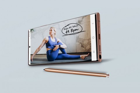 Melihat Fitur Tersembunyi di Seri Samsung Galaxy Note20