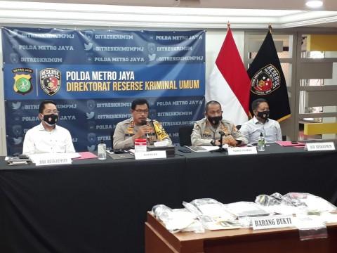 Polisi Ungkap Peran Anggota Grup WhatsApp Hingga Admin Akun STM yang Ditangkap