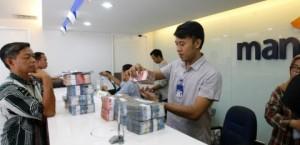 Bank Mandiri Operasikan 133 Cabang saat Cuti Bersama