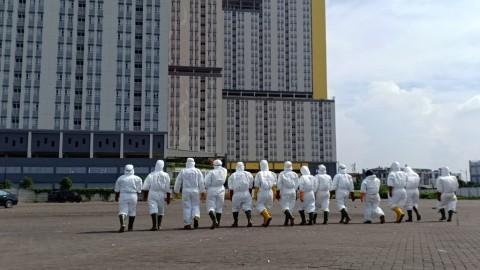 1,258 Covid-19 Inpatients Treated in Jakarta's Emergency Hospital