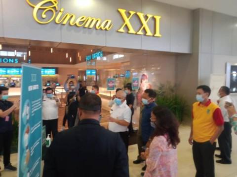 Pemkot Bekasi Terbitkan Surat Edaran Protokol Kesehatan untuk Bioskop