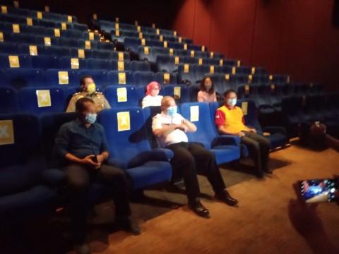 Bioskop Summarecon Mal Bekasi Uji Coba Perdana Besok