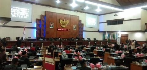 Rapat Paripurna Hak Angket Plt Gubernur Aceh Ditunda